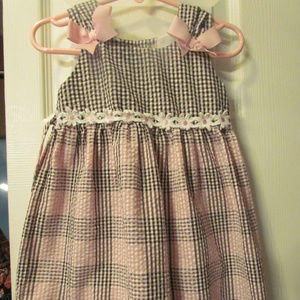 Rare Editions Rare Too Girls 18 Months Pink Black